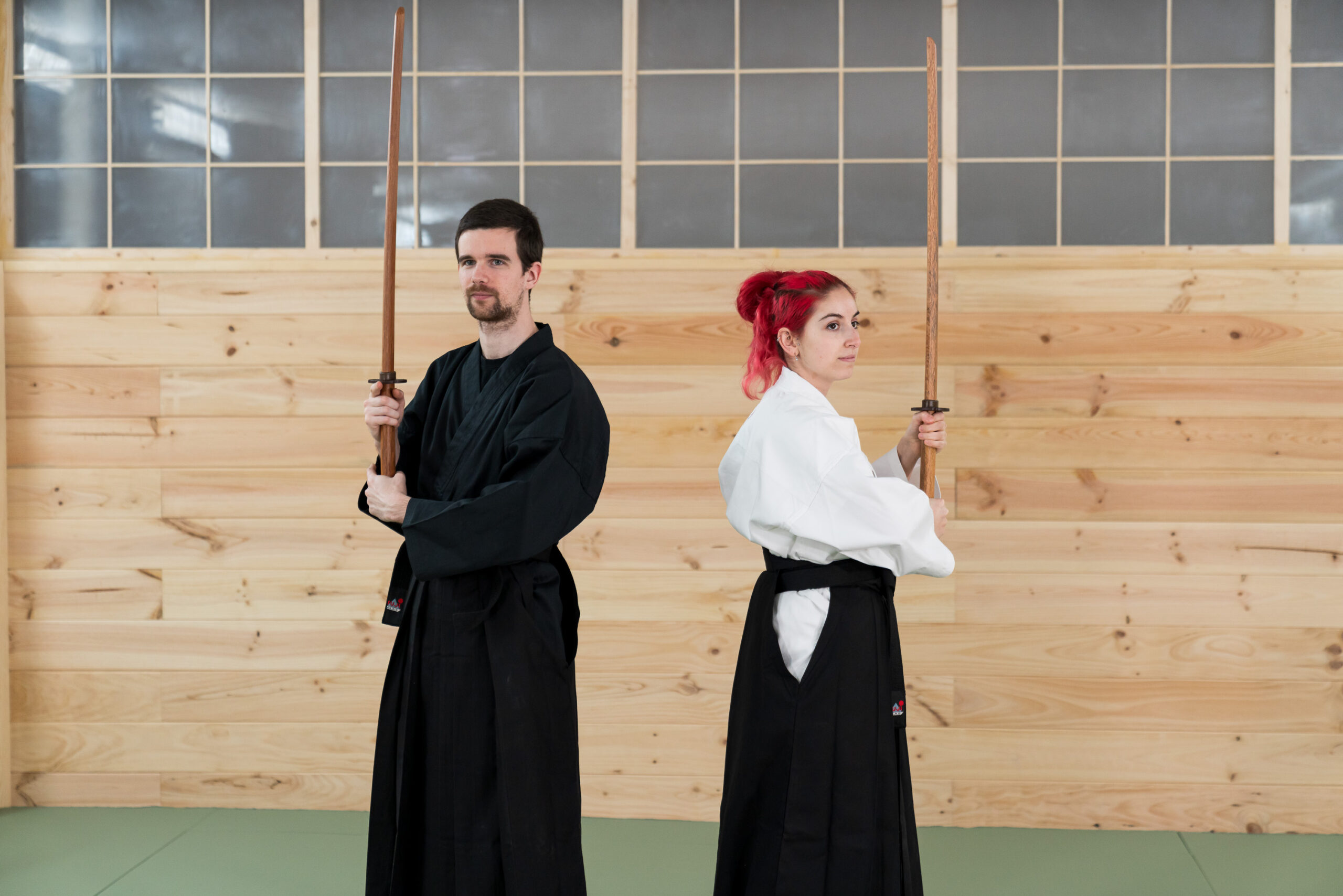 samurai experience katana